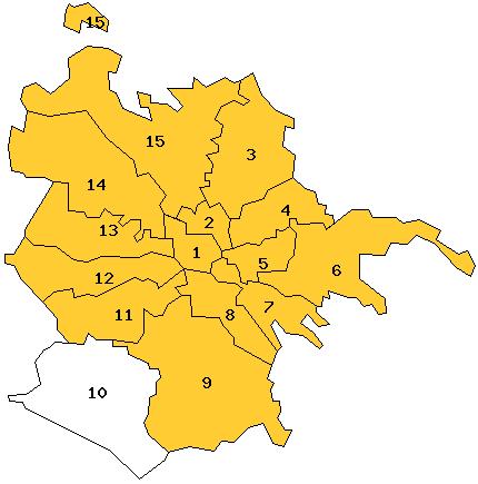 Roma capitale servizi elettorali for Ufficio decoro urbano comune di roma